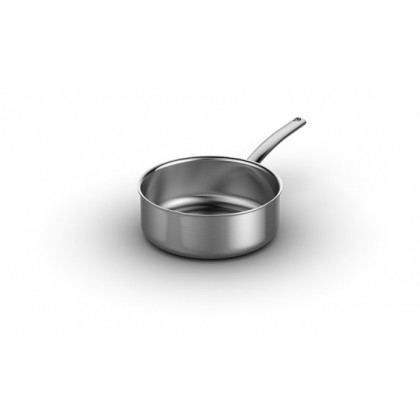 4.0-quart Sauce Pot with Lid in 5-Ply Stainless Steel
